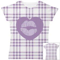 Trendy Love Tee Shirt