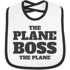 The plane boss