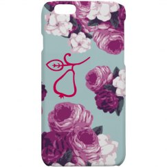 Floral Pear iPhone 5 Case