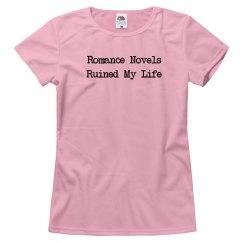 Romance Novel Reader