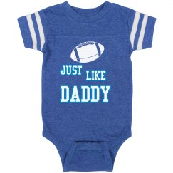 JUST LIKE DADDY