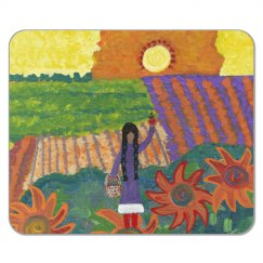 Mouse pad ~ 4 the Garden Lover