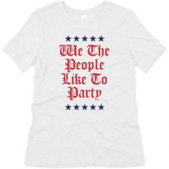 We the People on the 4th