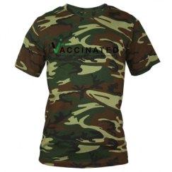 Unisex Camouflage Tee