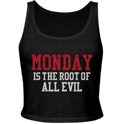 Monday Top