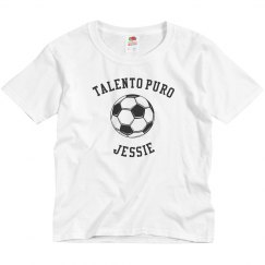 Youth Soccer Tee