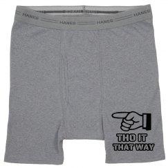 Tho it boxers