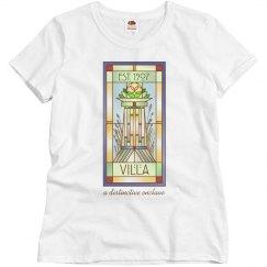 Women's Villa Big Logo Relaxed Fit Tee
