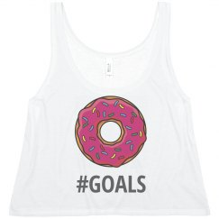 Donut Hashtag Goals