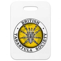 British Tarantula Society Luggage Tag
