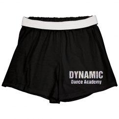 Glitter Soffee Shorts