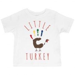 Cute Little Turkey