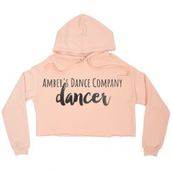 ADC Dancer Cropped Hoodie