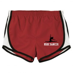 Sporty Warm Up Shorts
