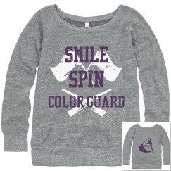 Color Guard Sweater