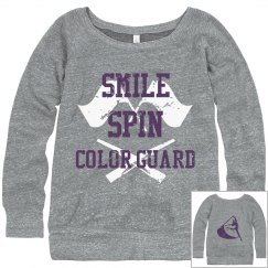 Color Guard Sweater