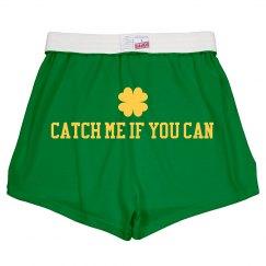 St. Patrick's Catch Me