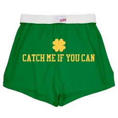 St. Patrick's Catch Me