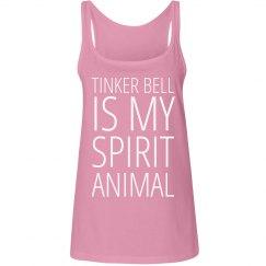 Tinker Bell Spirit Animal