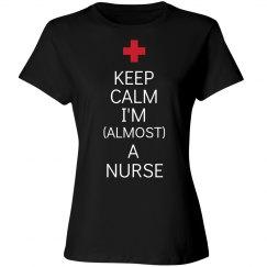 Almost a nurse