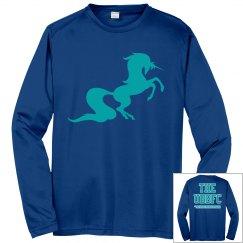 UBBFC men's long sleeves blue