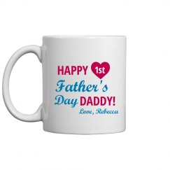 Happy First Father's Day