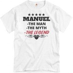 Manuel - The Man!