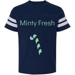Mint fresh tee