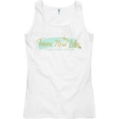 Women's Team New Life tank