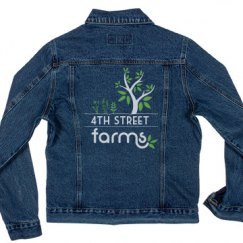 4th Street Farms Jeans Jacket