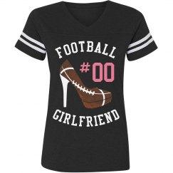 Football Girls In Heels
