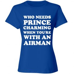 With An Airman That's All I Need