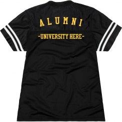 Custom Alumni Jersey