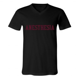 Men's T- Anesthesia