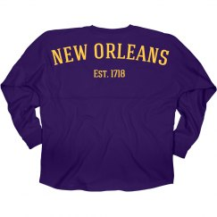New Orleans Established Date