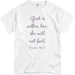 God is within her Tee