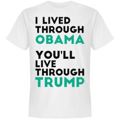 You'll Live Through Trump