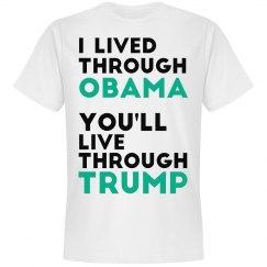You'll Live Through Trump