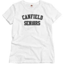 Canfield Sen18rs T-shirt