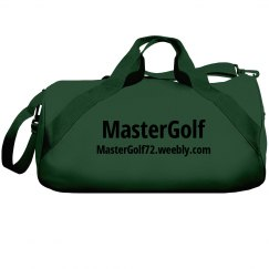 MasterGolf - Barrel Duffel Sport Bag