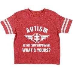Autism Superpower