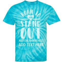 Custom Autism Awareness Puzzle