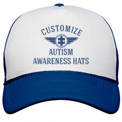 Customize Autism Hats