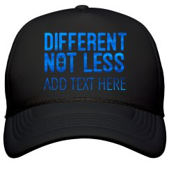 Autism Different Not Less