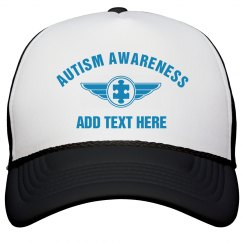 Custom Autism Awareness Design