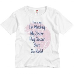 Girls Rush Sister Shirt