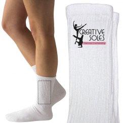 Adult CSDC Logo Socks