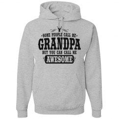 Funny Awesome Grandpa