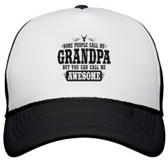 Funny Awesome Grandpa