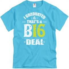 2016 Graduation Big Deal